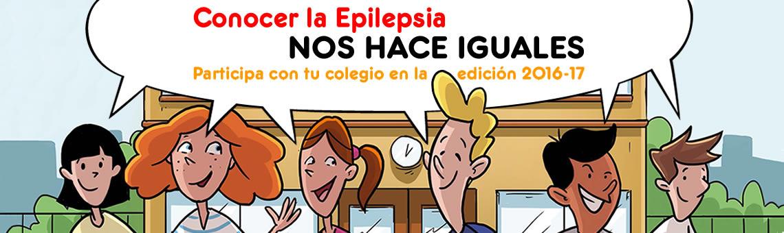 Conocer la epilepsia Nos Hace Iguales