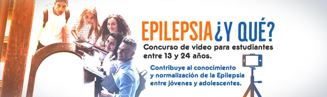 Participa en la Campaña 'Epilepsia ¿y qué?' 2017-2018